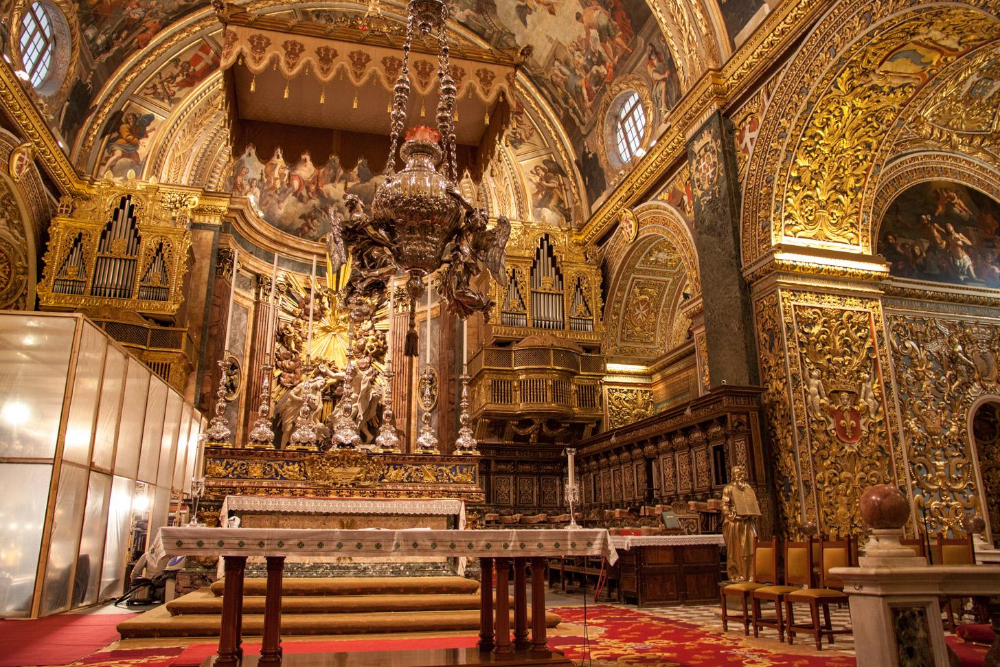 kathedraal van Valletta