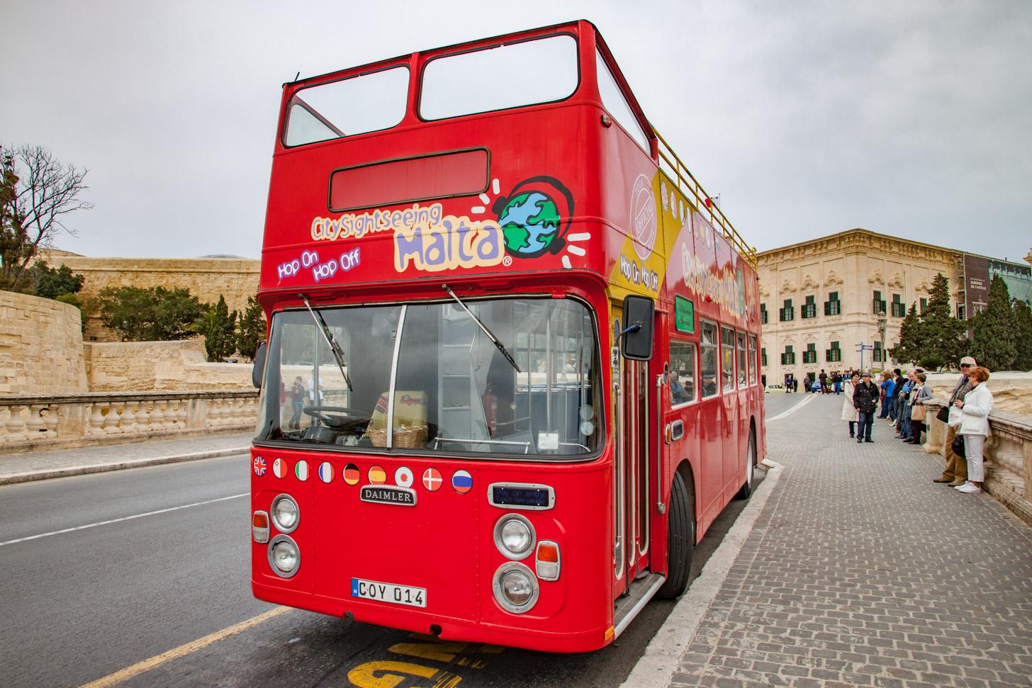 toeristenbus